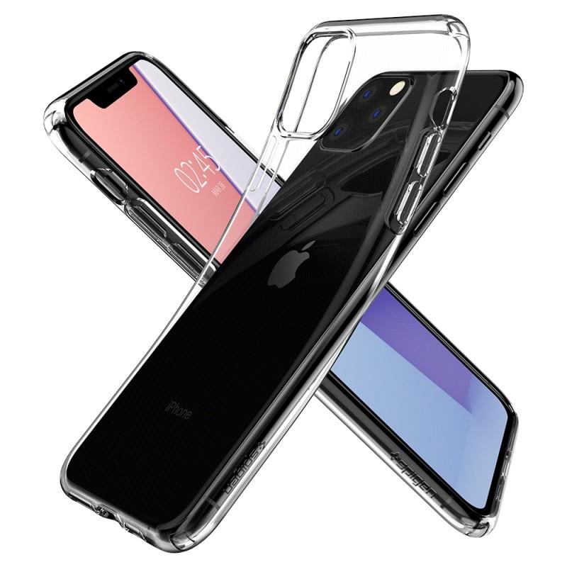 Spigen Liquid Crystal Case iPhone 11 Pro Transparant - 6