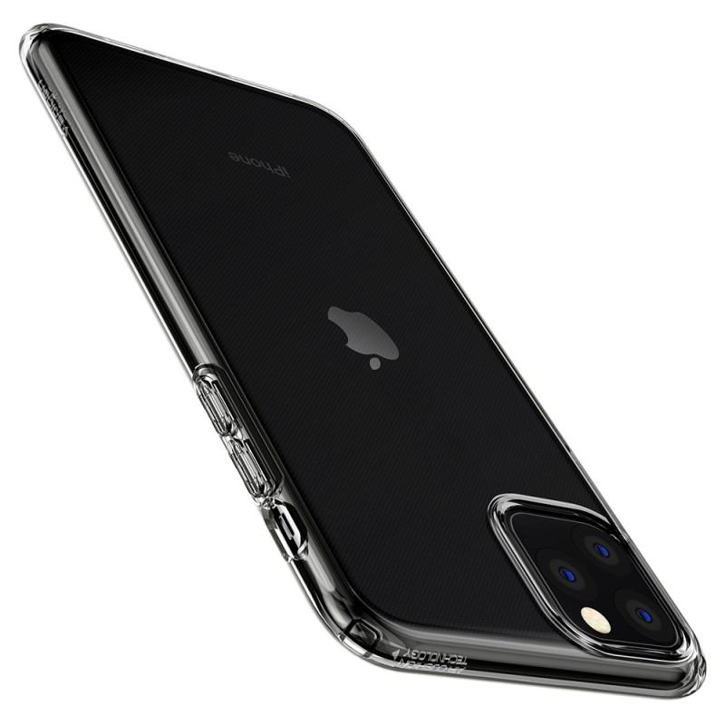 Spigen Liquid Crystal Case iPhone 11 Pro Transparant - 8