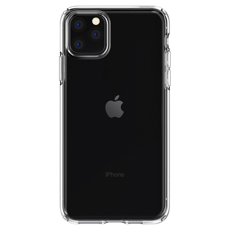 Spigen Liquid Crystal Case iPhone 11 Pro Max Transparant - 6