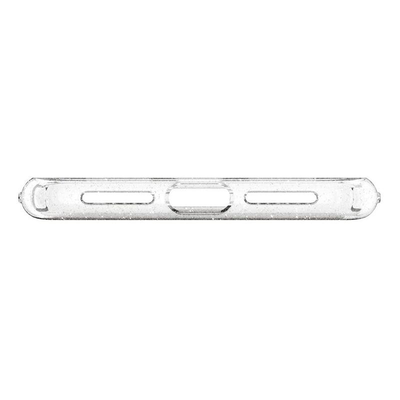 Spigen - Liquid Crystal Glitter Case iPhone XS Max Transparant 06