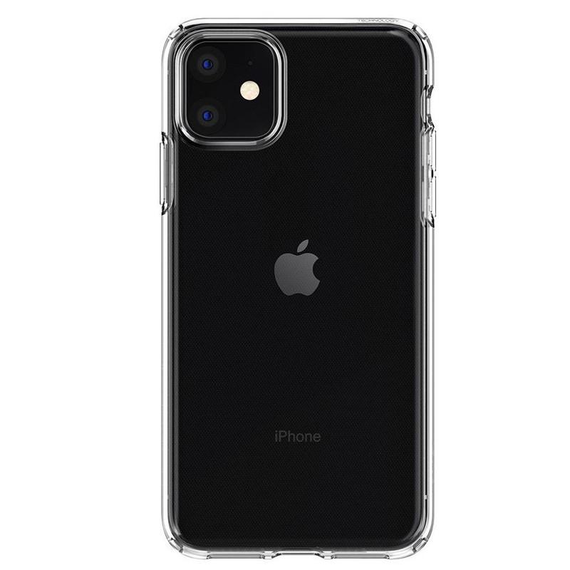 Spigen - Liquid Crystal Case iPhone 11 clear 04