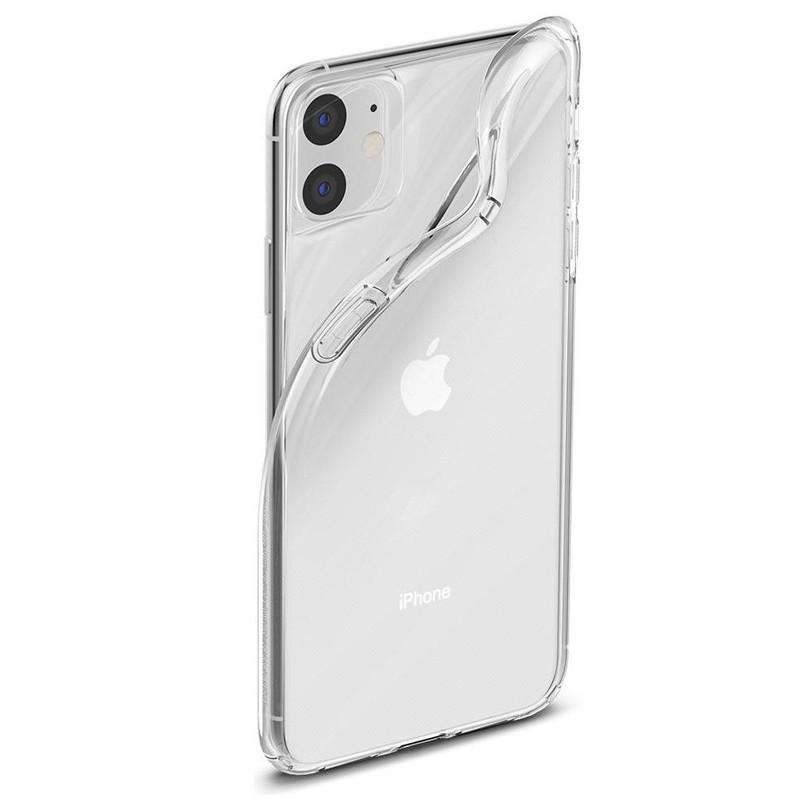 Spigen - Liquid Crystal Case iPhone 11 clear 05