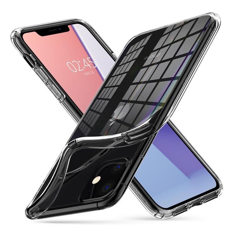 Spigen - Liquid Crystal Case iPhone 11 clear 06
