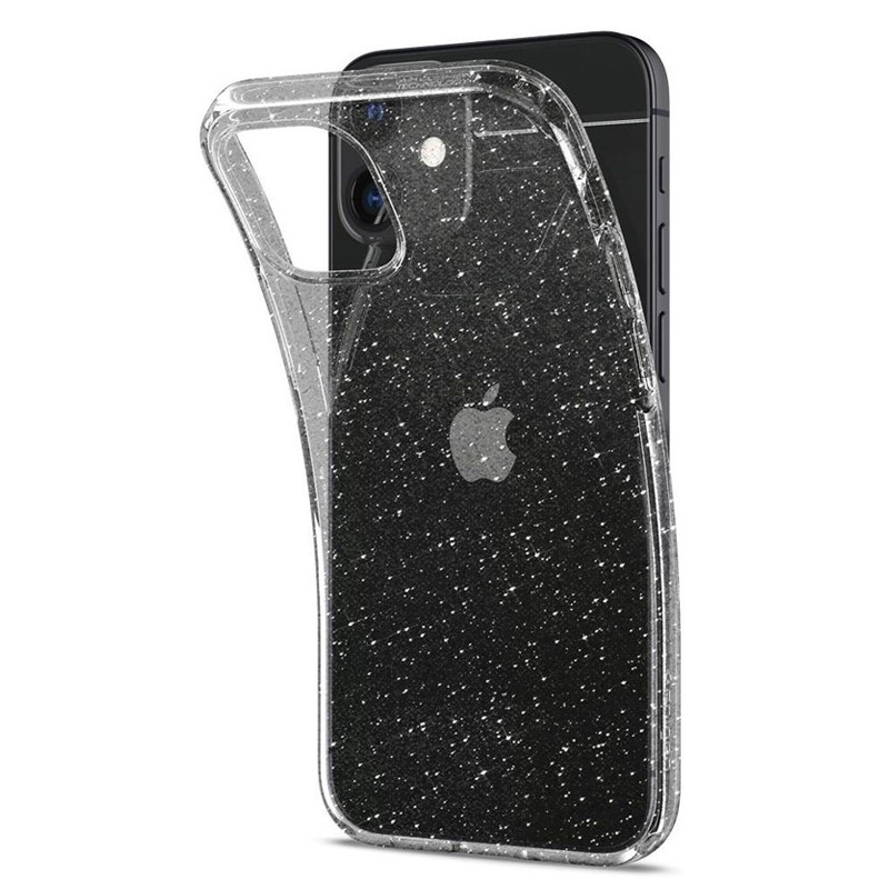 Spigen - Liquid Crystal iPhone 12 Mini 5.4 inch glitter 02