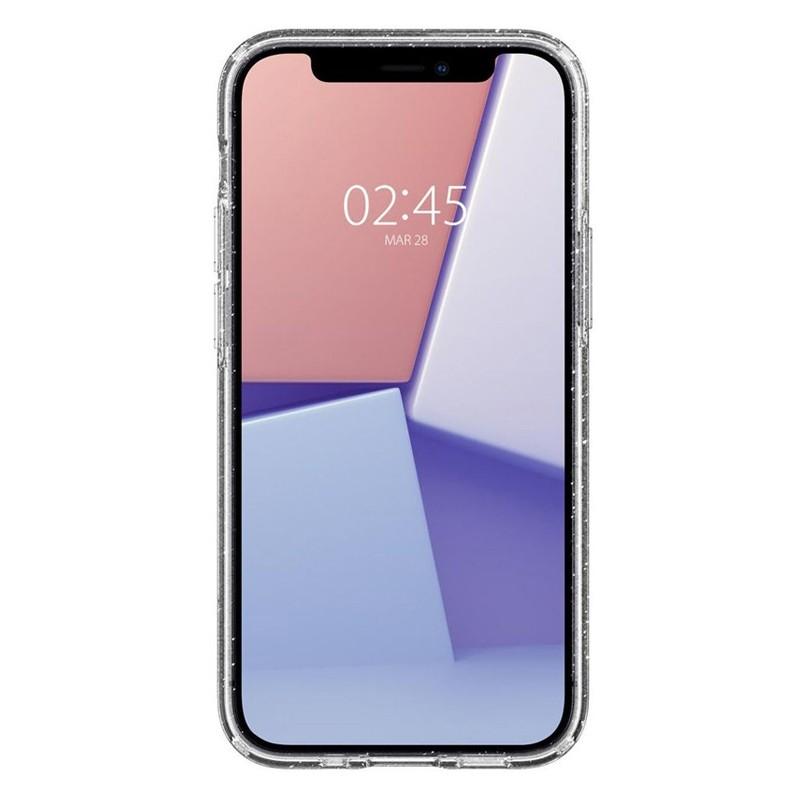 Spigen - Liquid Crystal iPhone 12 Mini 5.4 inch glitter 06