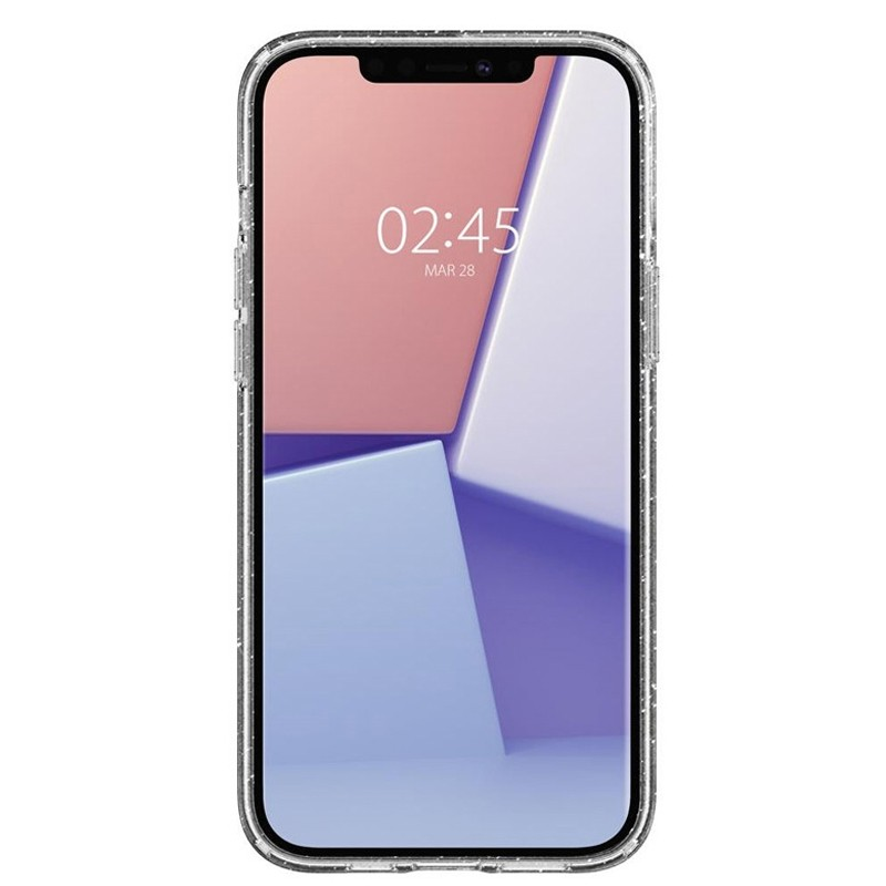 Spigen - Liquid Crystal iPhone 12 Pro Max 6.7 inch Glitter 05