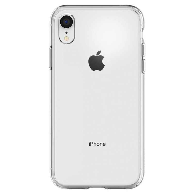 Spigen Liquid Crystal Case iPhone XR Transparant 01