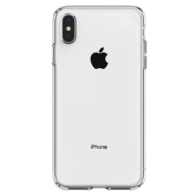Spigen Liquid Crystal Case iPhone XS Max Clear 01