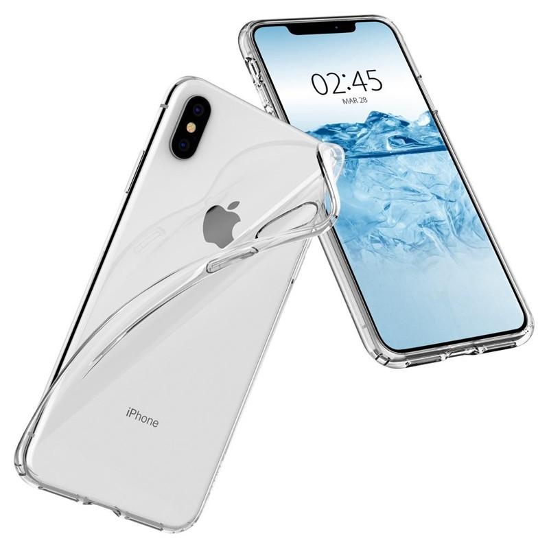 Spigen Liquid Crystal Case iPhone XS Max Clear 03