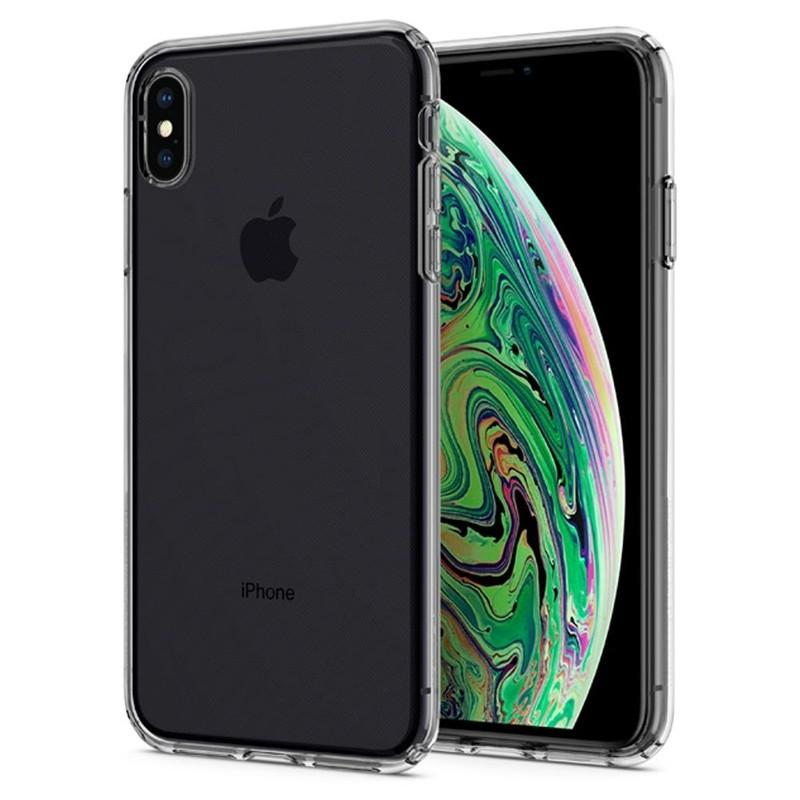 Spigen Liquid Crystal Case iPhone XS Max Clear 07