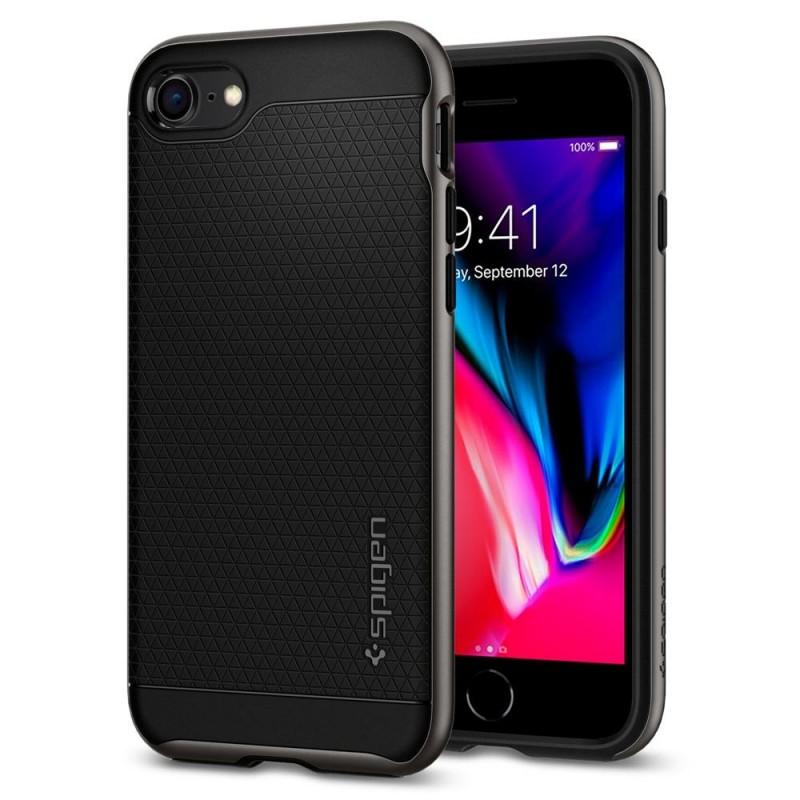 Spigen Neo Hybrid 2 Phone 8/7 Gunmetal - 1