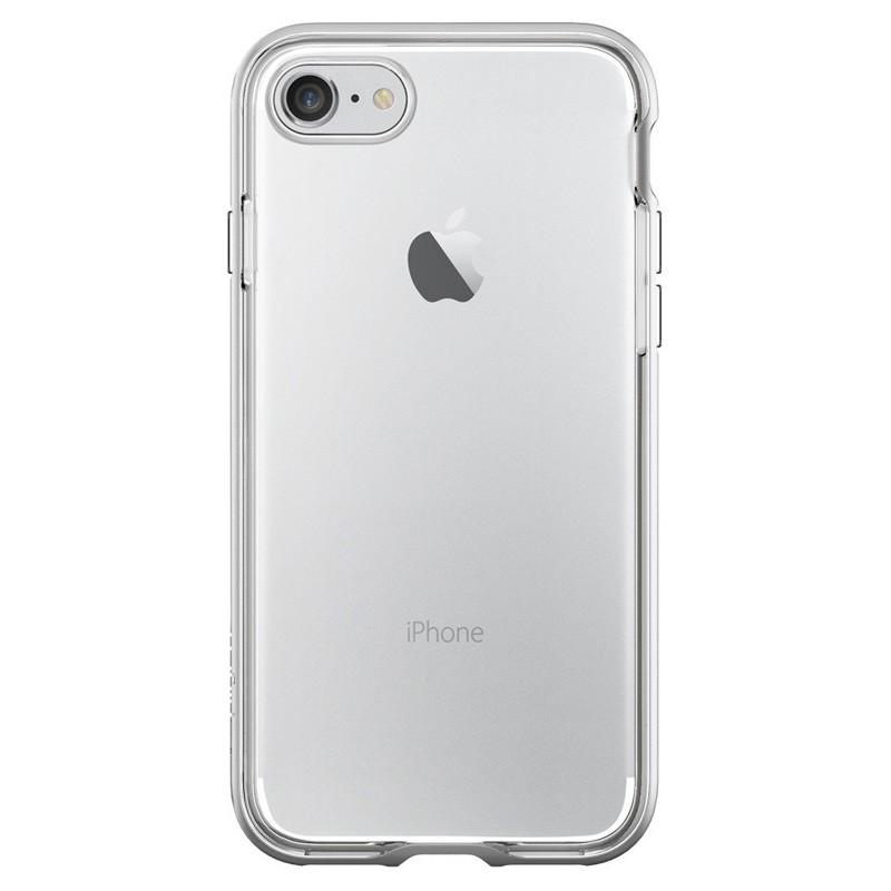 Spigen Neo Hybrid Crystal iPhone 7 Silver/Clear - 6