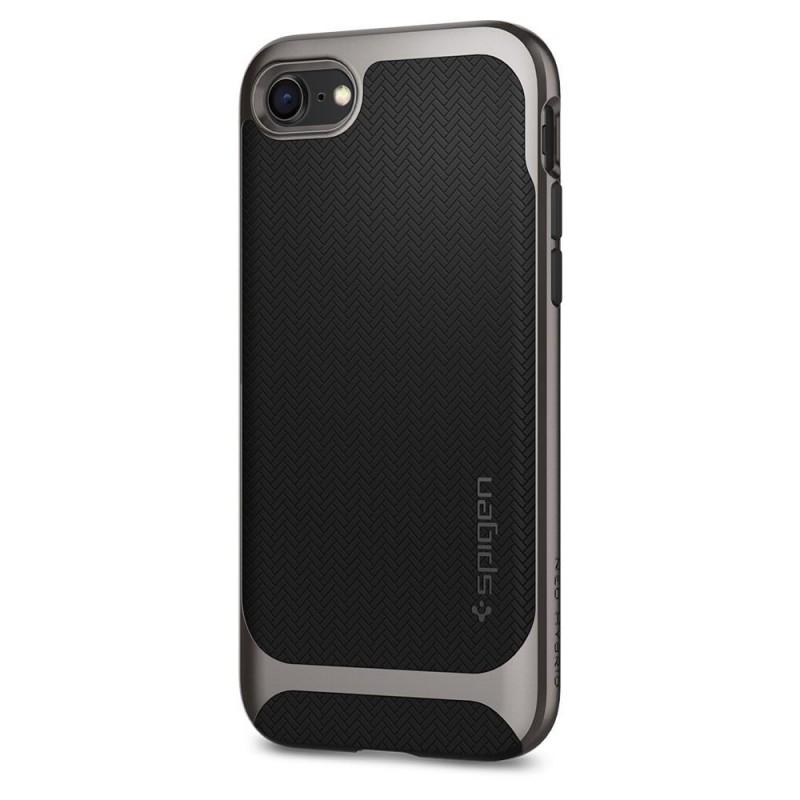 Spigen Neo Hybrid Herringbone Phone 8/7 Gunmetal - 5