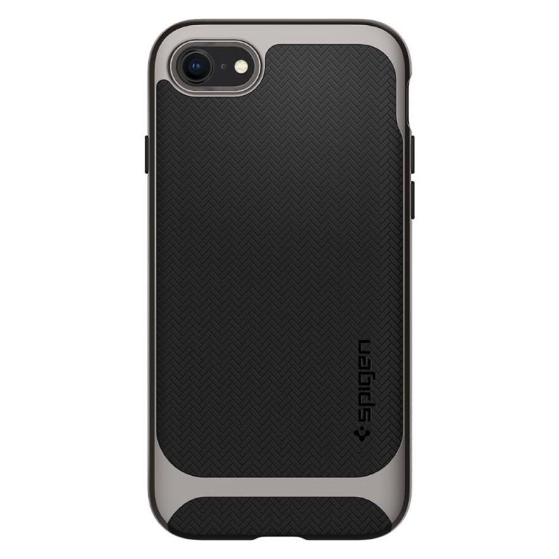 Spigen Neo Hybrid Herringbone Phone 8/7 Gunmetal - 7