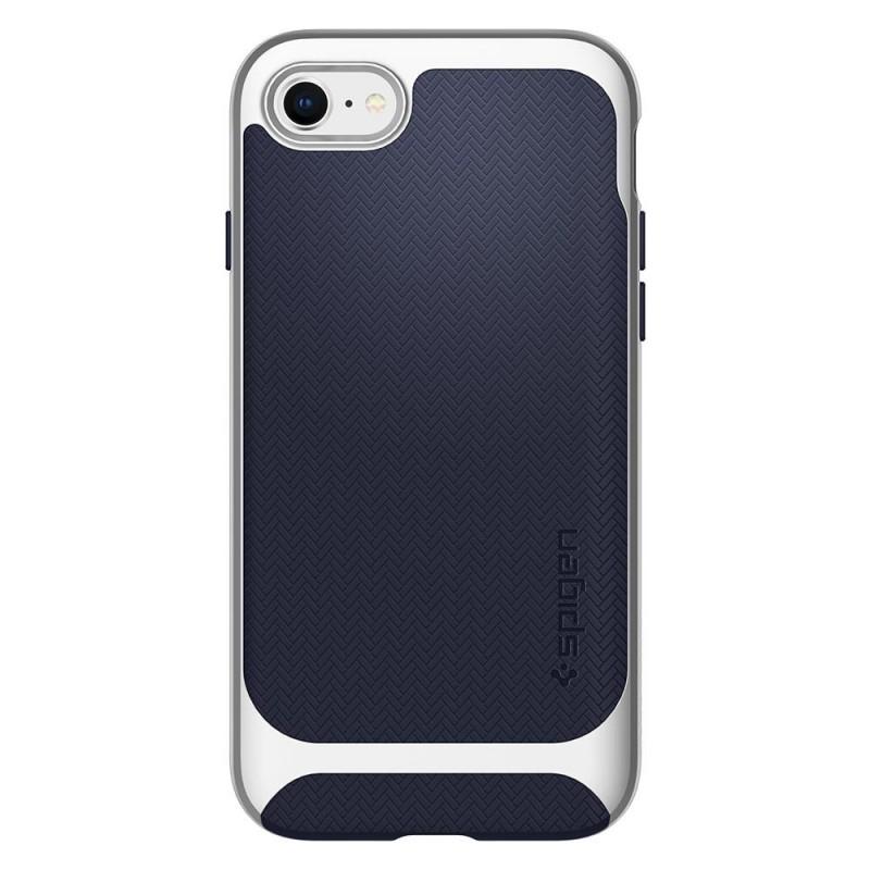 Spigen Neo Hybrid Herringbone Phone 8/7 Zilver - 7