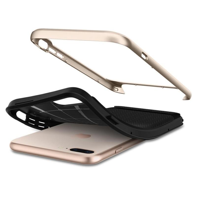 Spigen Neo Hybrid Herringbone iPhone 8 Plus/7 Plus Champagne - 4