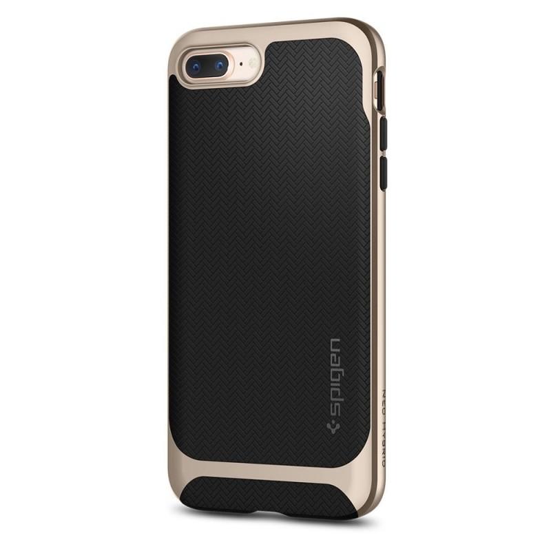 Spigen Neo Hybrid Herringbone iPhone 8 Plus/7 Plus Champagne - 5