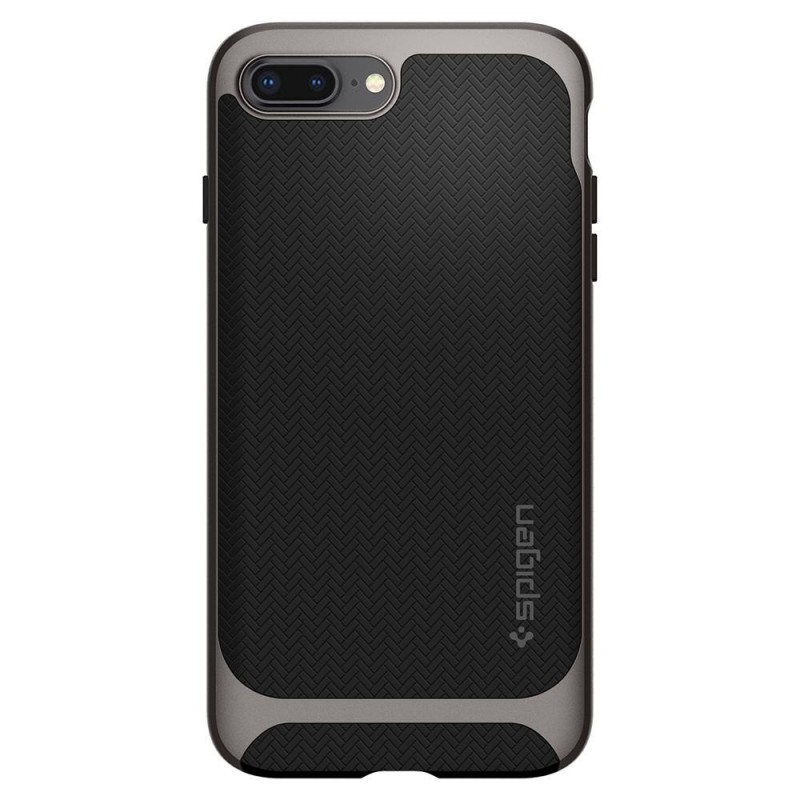 Spigen Neo Hybrid Herringbone iPhone 8 Plus/7 Plus Gunmetal - 5