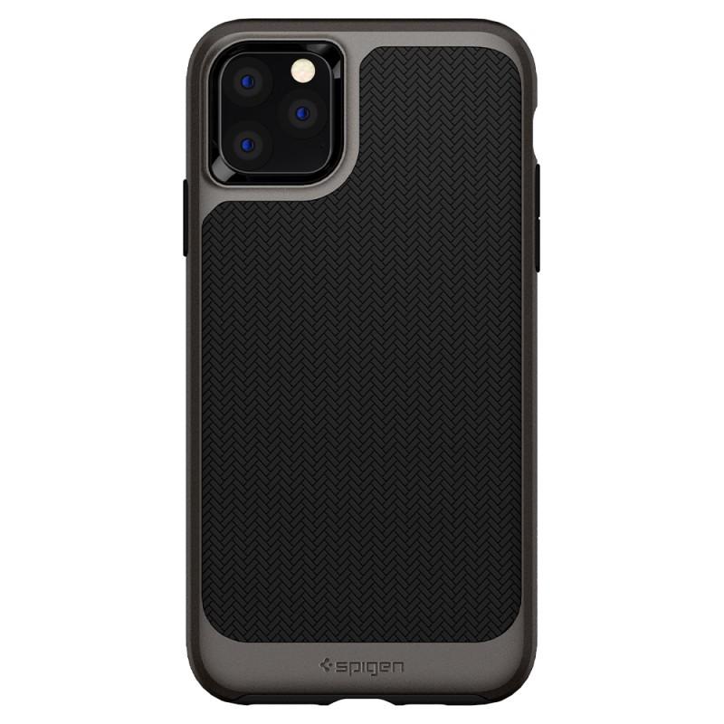 Spigen Neo Hybride iPhone 11 Pro Max Zwart - 3