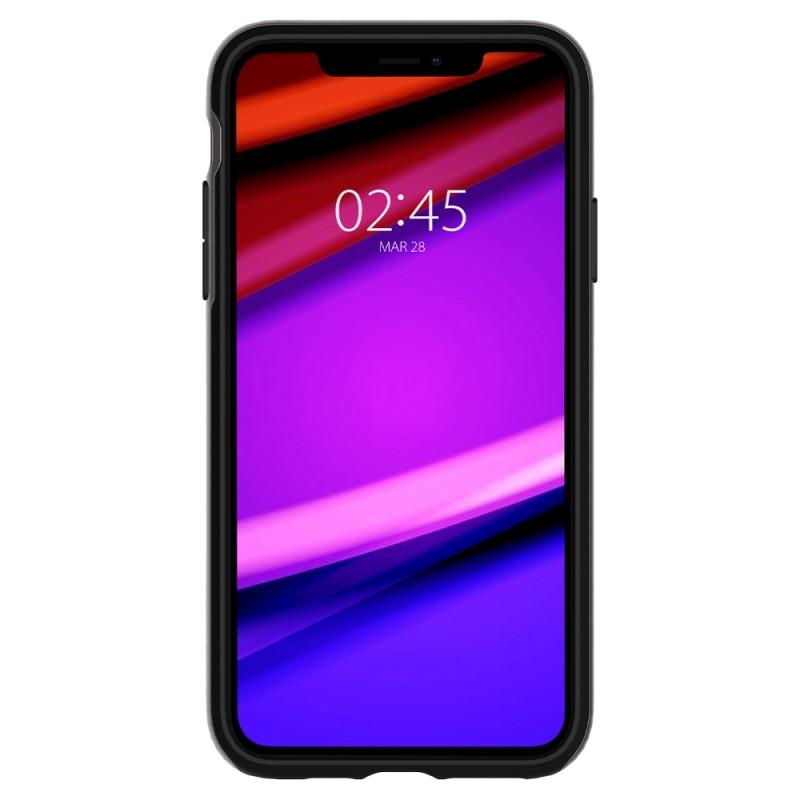 Spigen Neo Hybride iPhone 11 Pro Max Zwart - 2