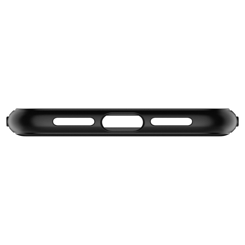 Spigen Rugged Armor iPhone 11 Hoesje Zwart - 8