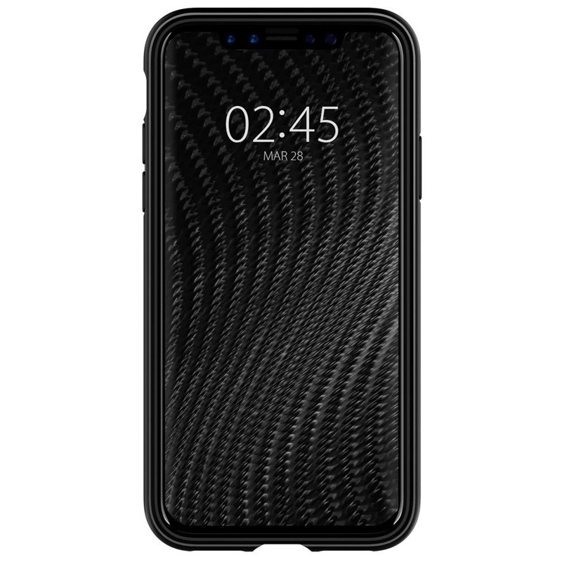 Spigen - Rugged Armor iPhone 8 Hoesje Black 04