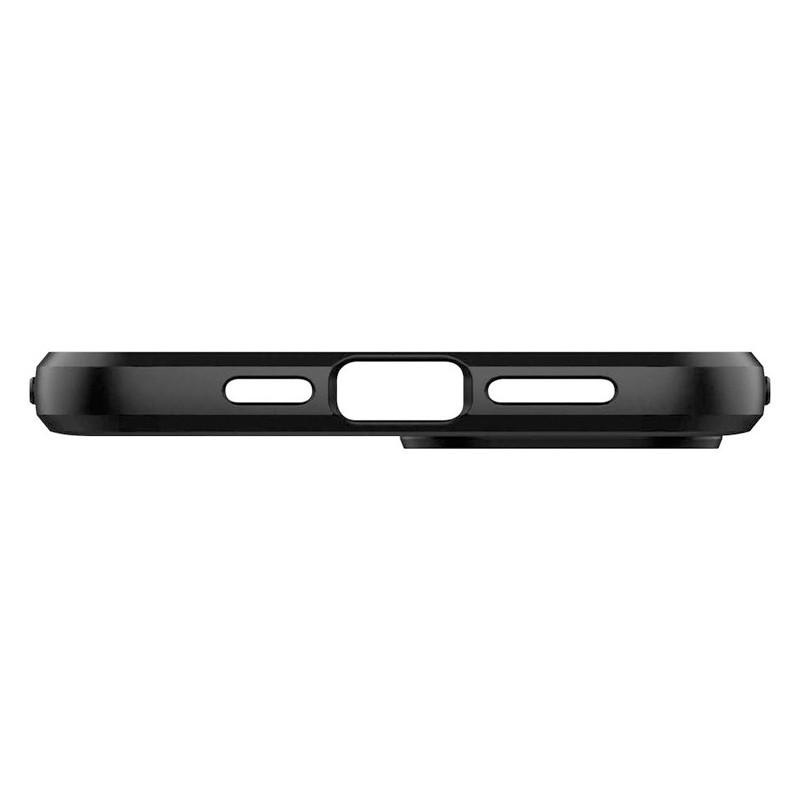 Spigen - Rugged Armor iPhone 12 / iPhone 12 Pro 6.1 inch zwart 07