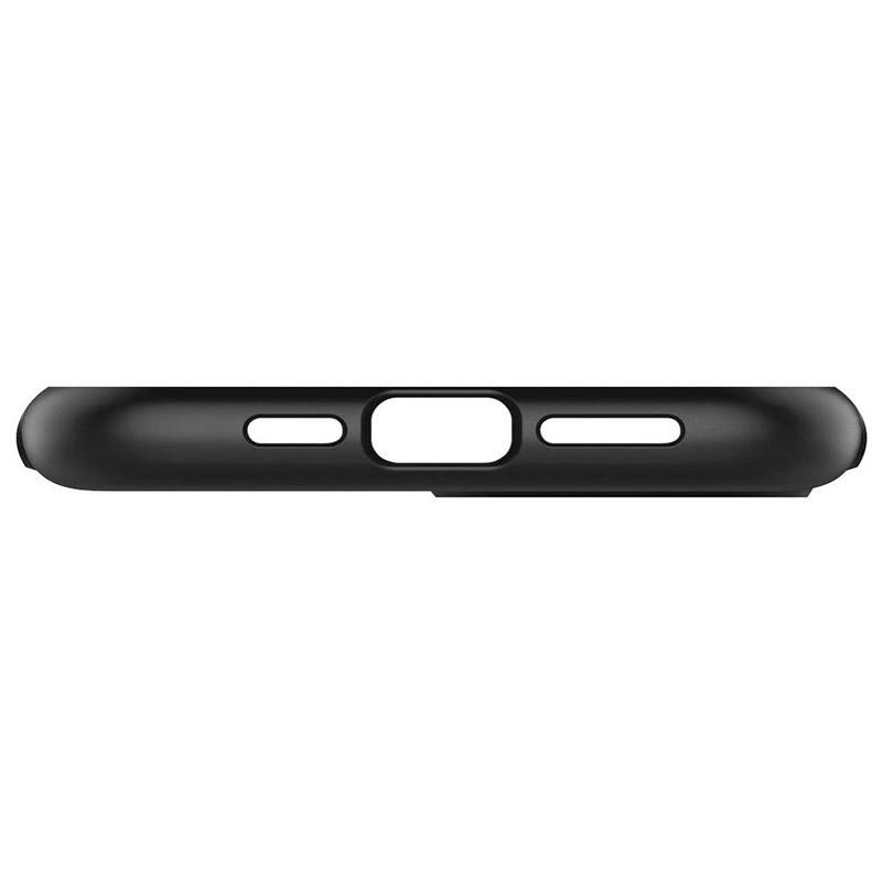 Spigen Slim Armor iPhone 12 Pro Max 6.7 inch Blauw 08