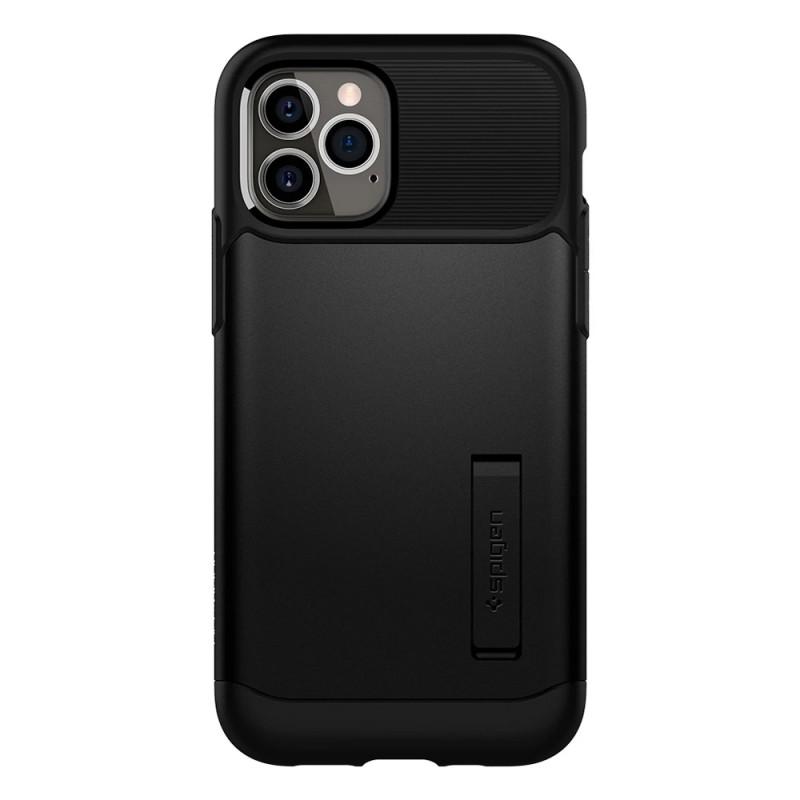 Spigen Slim Armor Case iPhone 12 / 12 Pro Gunmetal - 3