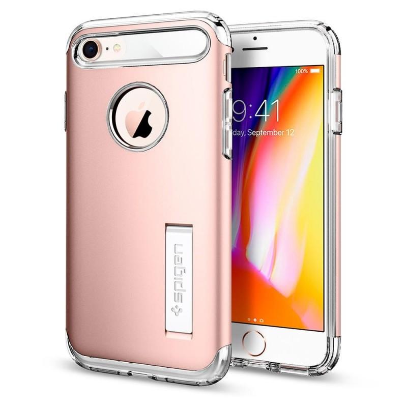 Spigen Slim Armor Case Phone 8/7 Roze - 1