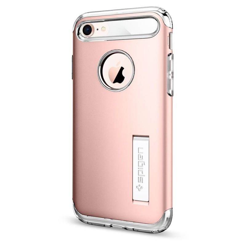 Spigen Slim Armor Case Phone 8/7 Roze - 5