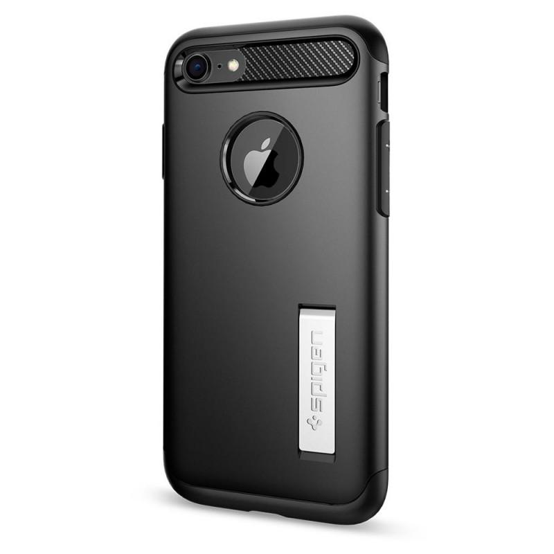Spigen Slim Armor Case Phone 8/7 Zwart - 7