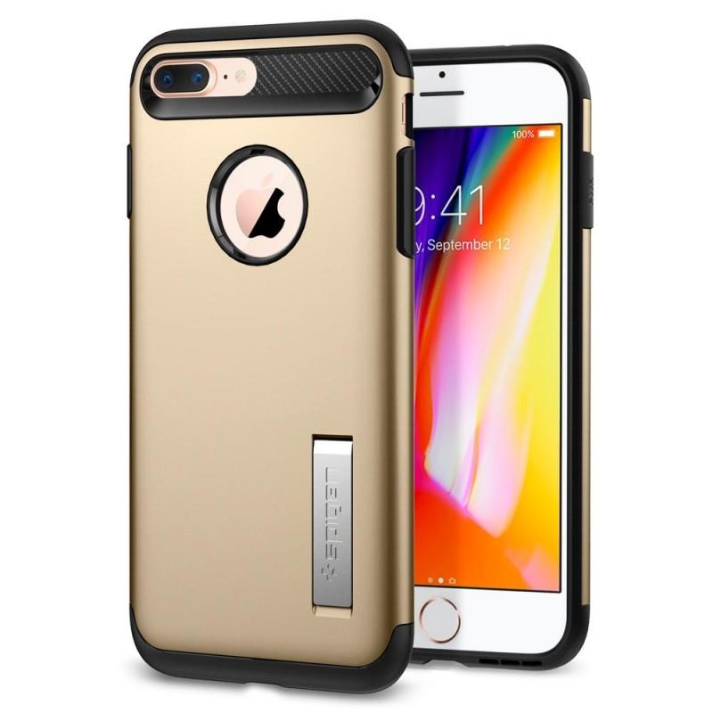 Spigen Slim Armor Case iPhone 8 Plus/7 Plus Champagne - 1