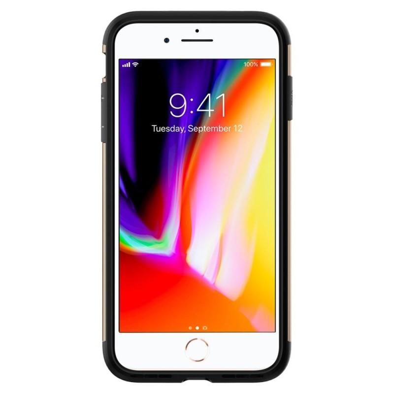 Spigen Slim Armor Case iPhone 8 Plus/7 Plus Champagne - 5