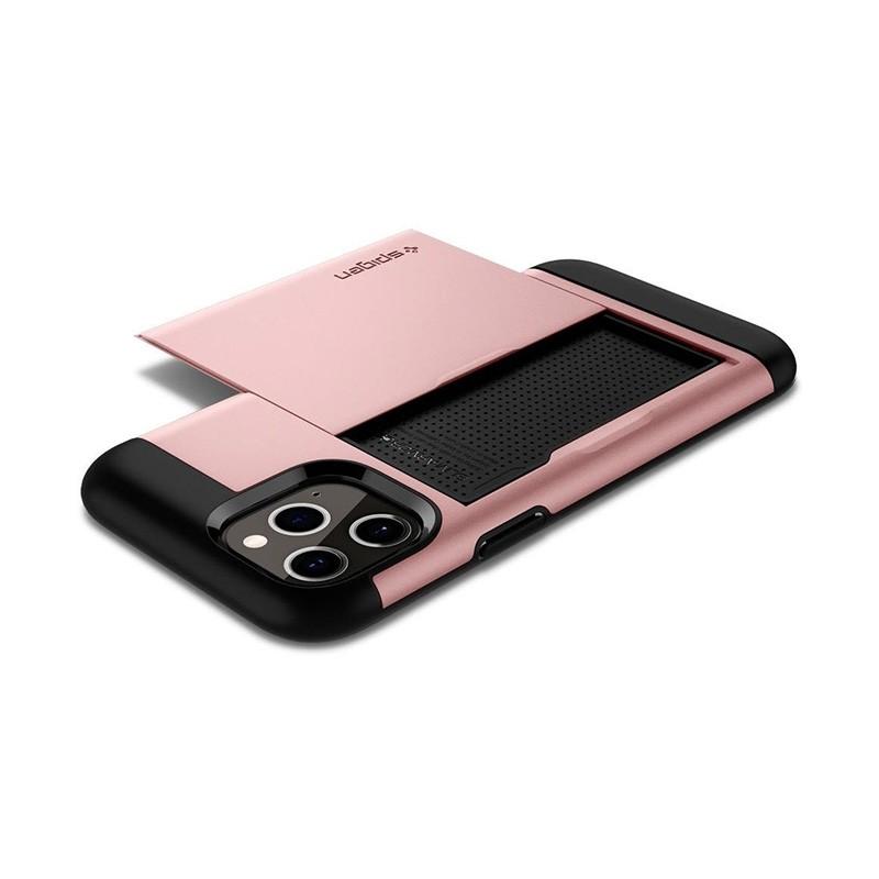 Spigen Slim Armor CS iPhone 12 Pro Max 6.7 inch Rose Gold 05