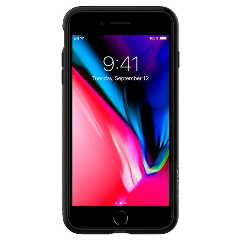 Spigen Slim Armor CS iPhone 8 Plus/7 Plus Gunmetal - 4