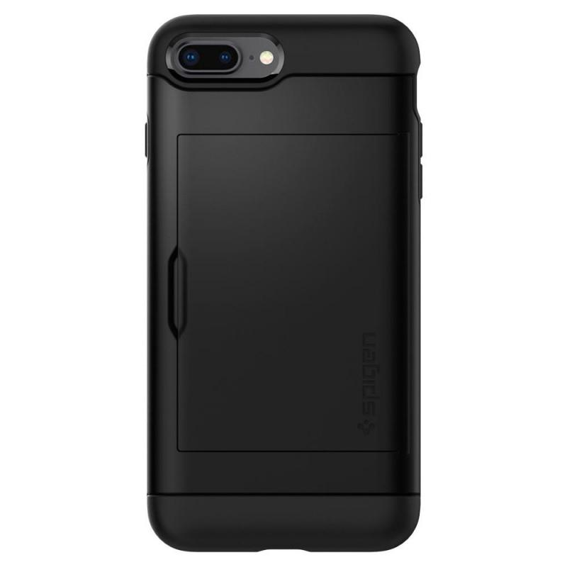 Spigen Slim Armor CS iPhone 8 Plus/7 Plus Zwart - 5