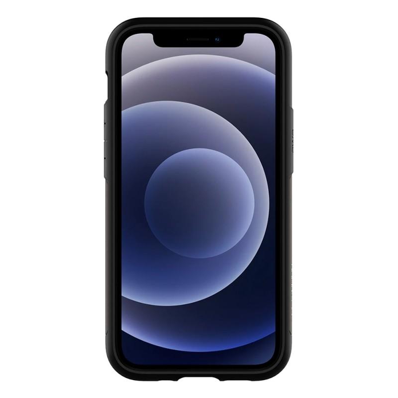 Spigen Slim Armor Case iPhone 12 Mini Gunmetal - 7