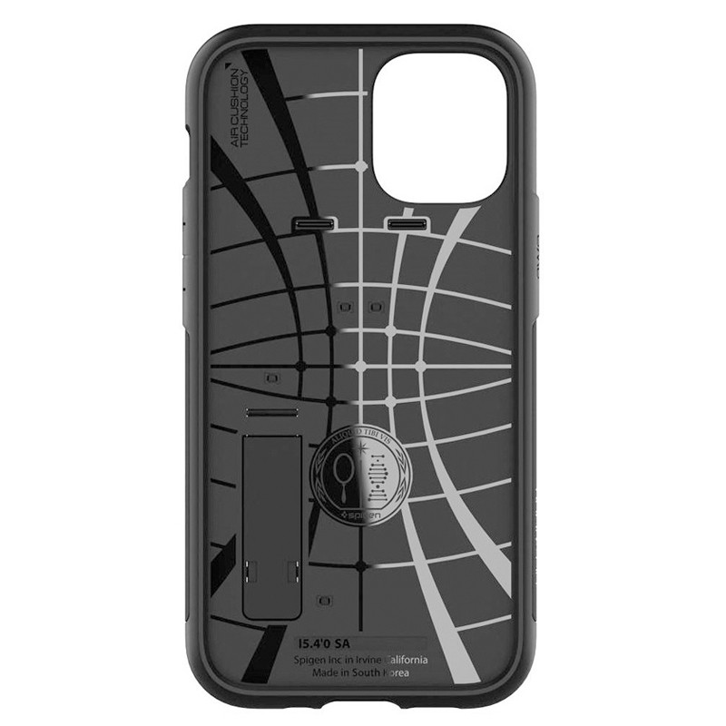 Spigen - Slim Armor iPhone 12 Mini 5.4 inch zwart 07