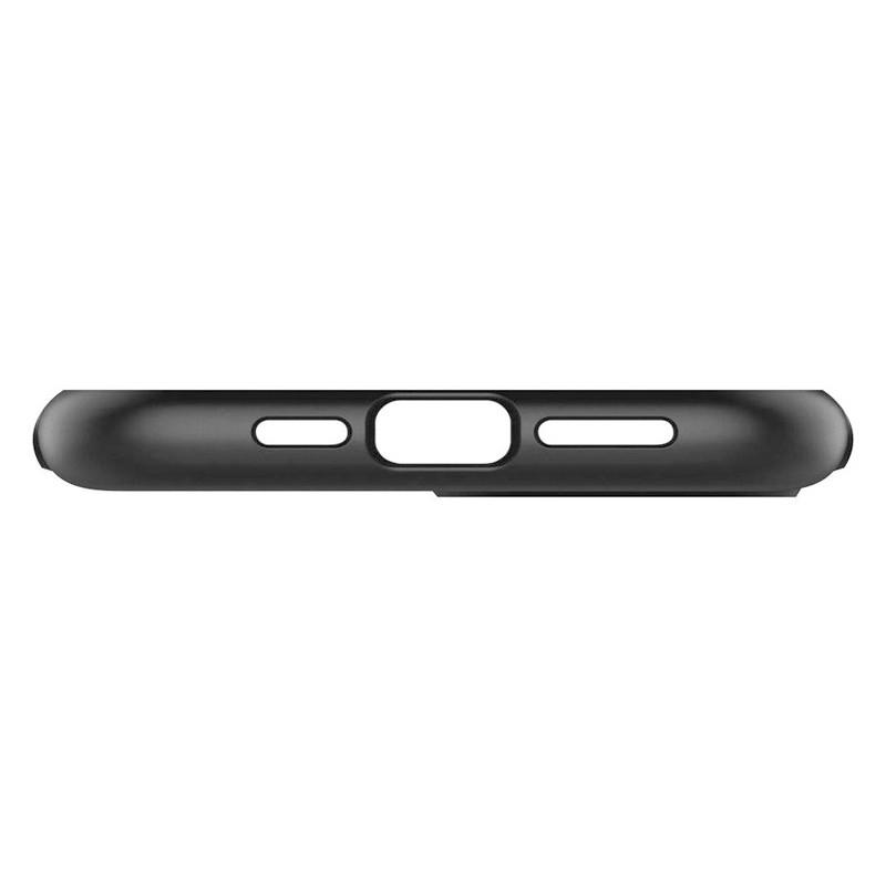 Spigen - Slim Armor iPhone 12 Pro Max 6.7 inch zwart 08