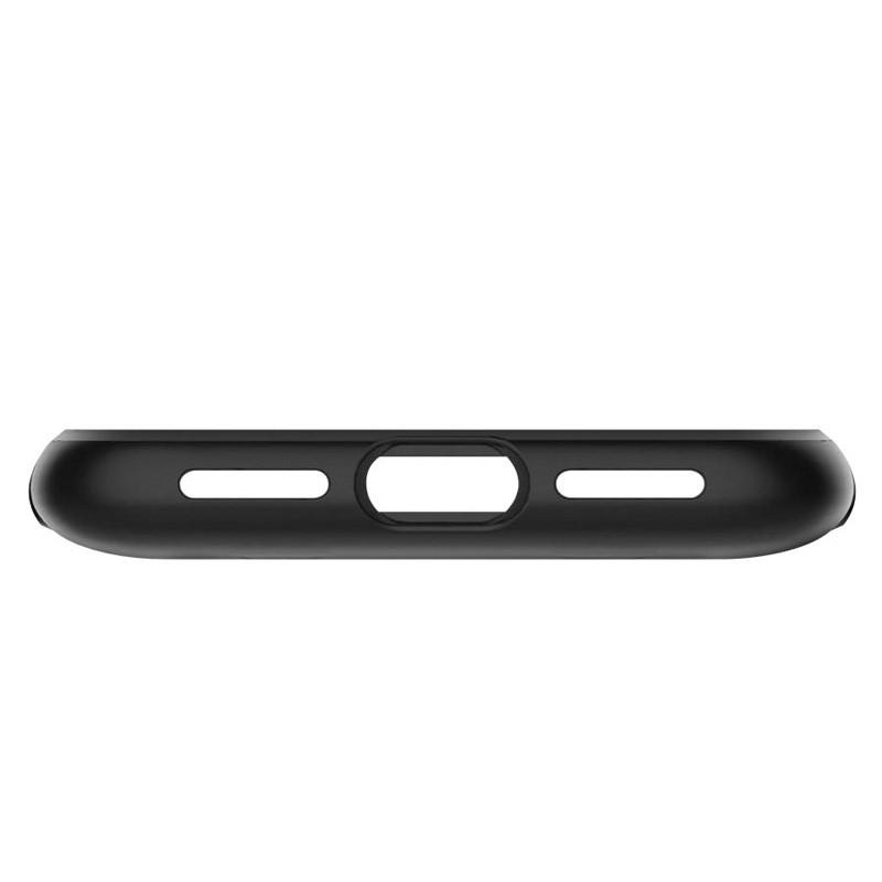 Spigen - Slim Armor iPhone 8 Hoesje Black 09