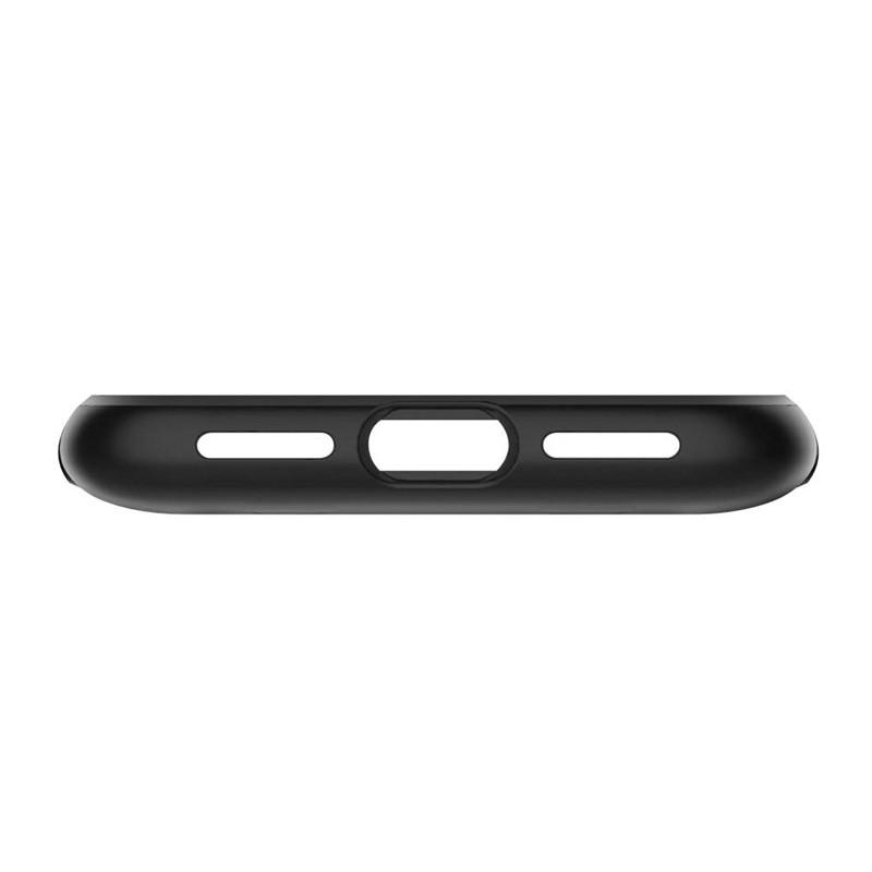 Spigen - Slim Armor iPhone 8 Hoesje Gunmetal 08