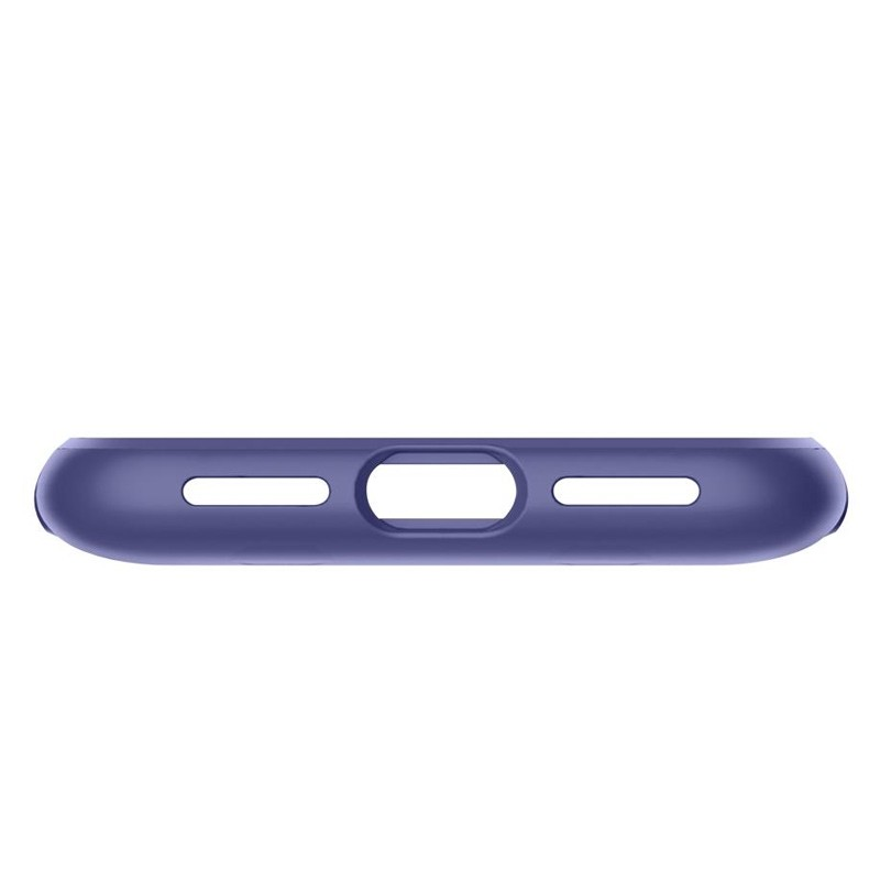 Spigen - Slim Armor iPhone 8 Hoesje Violet 09