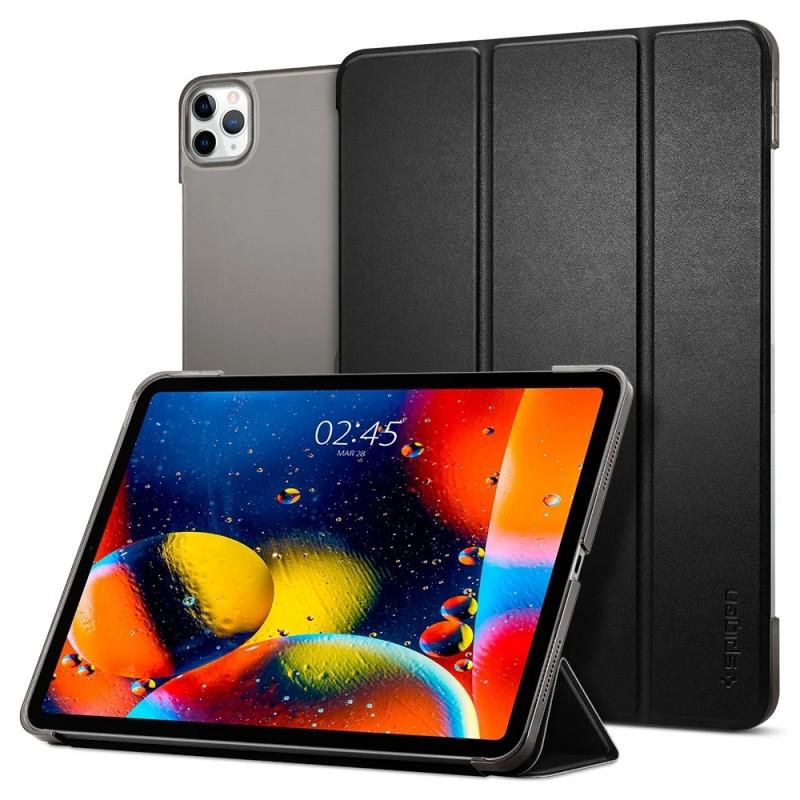 Spigen Smart Fold Folio iPad Pro 12.9 inch (2020/2018) Zwart - 1
