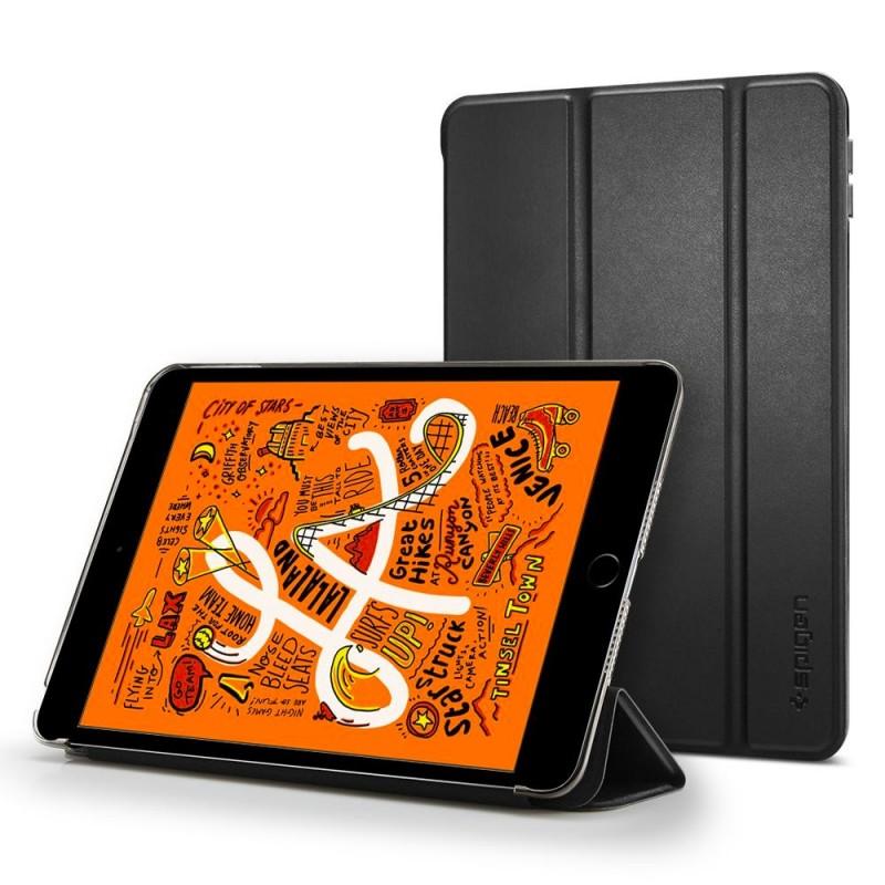 Spigen Smart Fold iPad Mini 5 Zwart - 1