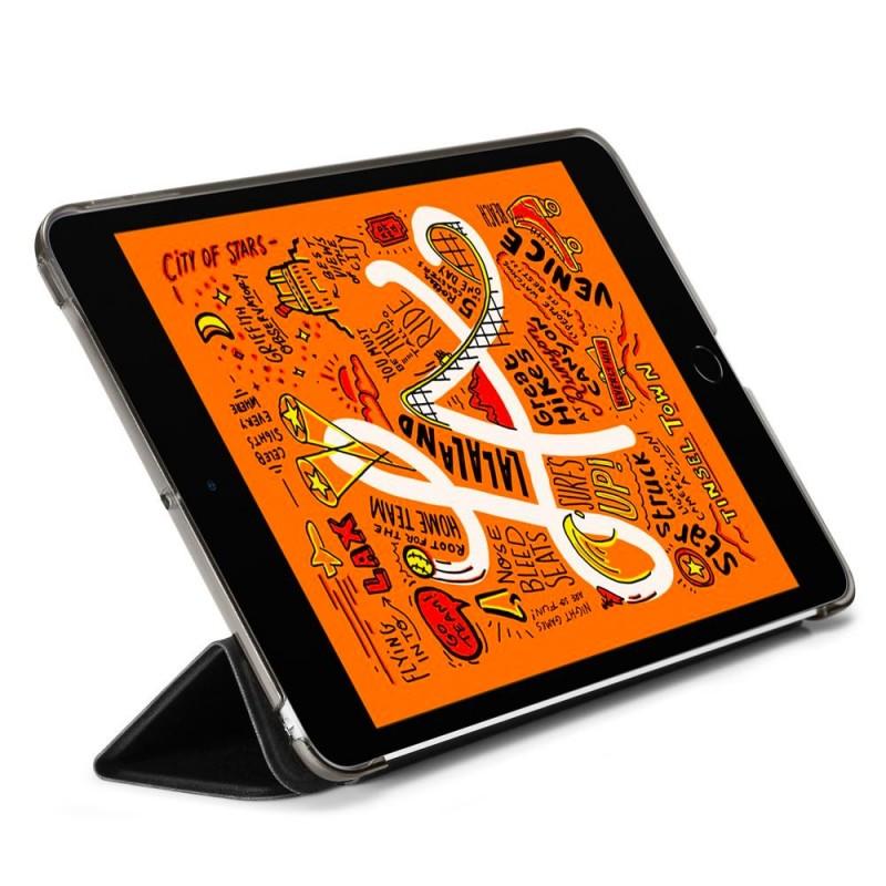 Spigen Smart Fold iPad Mini 5 Zwart - 4