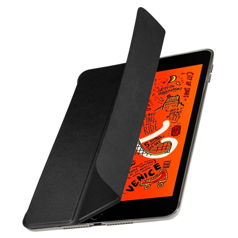 Spigen Smart Fold iPad Mini 5 Zwart - 5