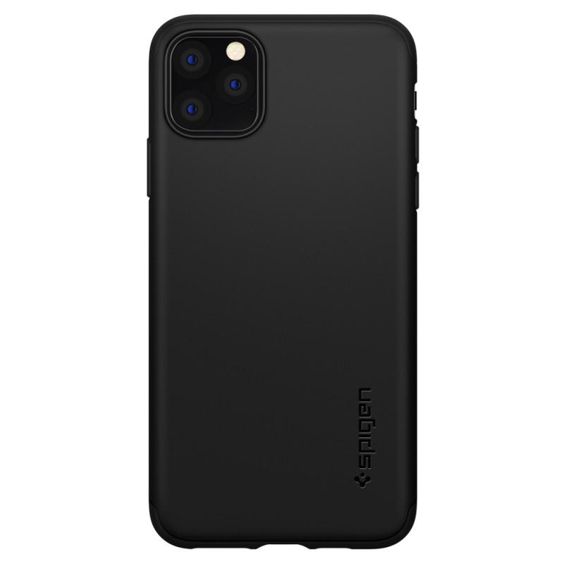Spigen Thin Fit iPhone 11 Pro Zwart - 3