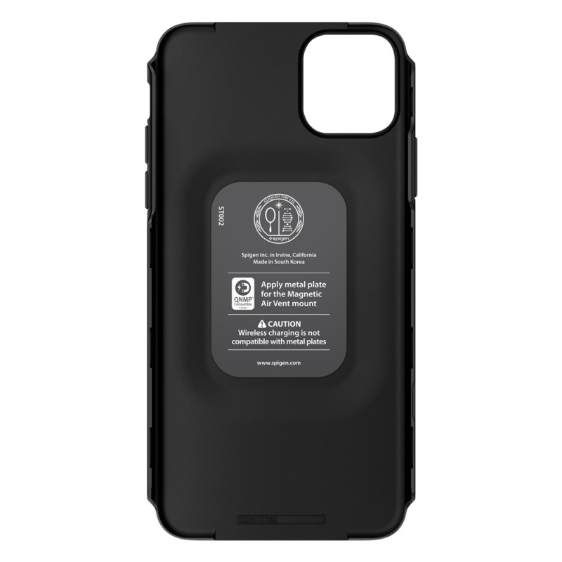 Spigen Thin Fit iPhone 11 Pro Zwart - 6