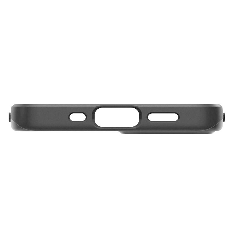 Spigen - Thin Fit Case iPhone 12 Mini 5.4 inch zwart 08